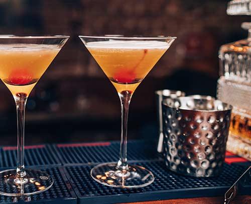 Manhattten Cocktail Spirituosen kaufen