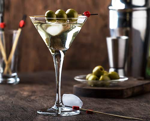 Martini Dry Cocktail Spirituosen kaufen