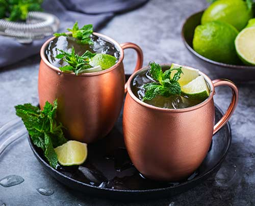 Moscow Mule Cocktail Spirituosen kaufen