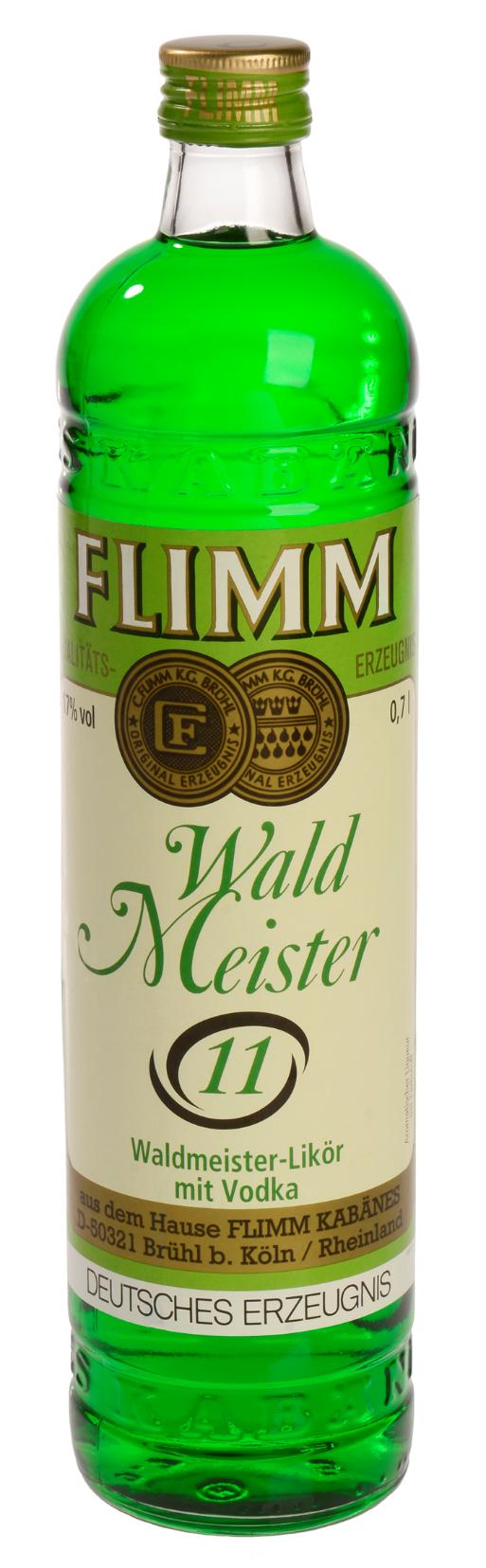 Flimm Waldmeister Likör kaufen