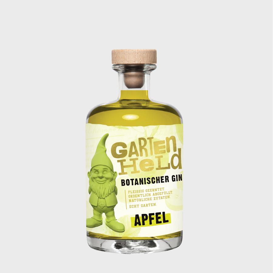 gartenheld cranehouse apfel gin